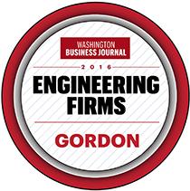 Washington Business Journal Top 25 Engineering Firms 2016
