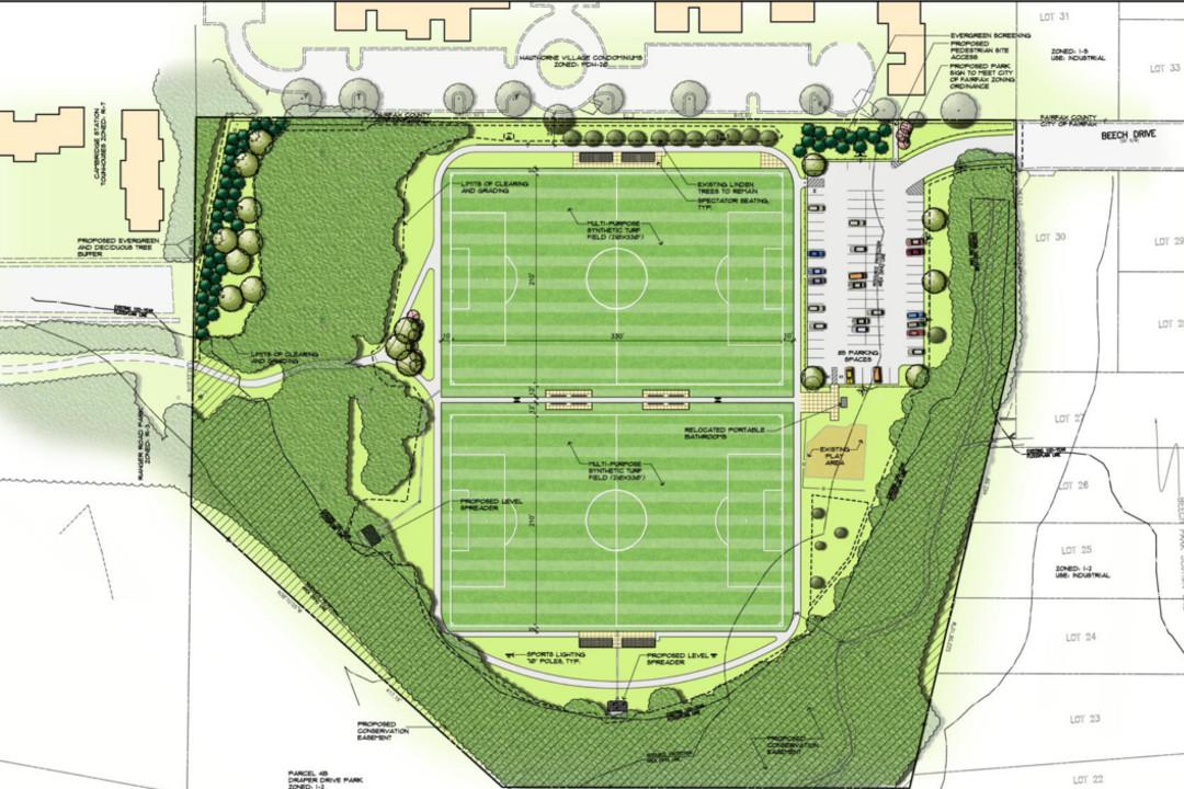 Park Master Planning Gordon