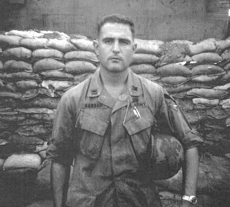 William H. Gordon, Vietnam Veteran
